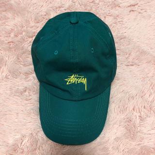 ステューシー(STUSSY)の帽子(キャップ)