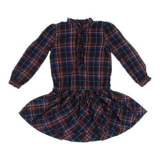 ラルフローレン(Ralph Lauren)のラルフローレン ワンピース 女の子 4~5歳 USED(ワンピース)
