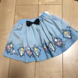 ディズニー(Disney)の不思議の国のアリス スカート 80cm(スカート)