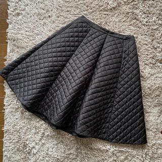 OPENING CEREMONY - ノーマカマリ ブラック ボリューム膝丈スカート XS
