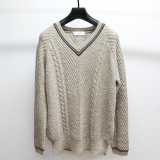 コモリ(COMOLI)のkiji Tilden knit(ニット/セーター)