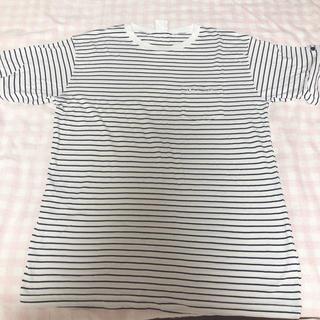 チャンピオン(Champion)のボーダーTシャツ(Tシャツ(半袖/袖なし))