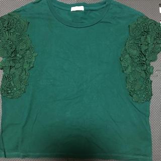 アースミュージックアンドエコロジー(earth music & ecology)のアースTシャツ(Tシャツ(半袖/袖なし))