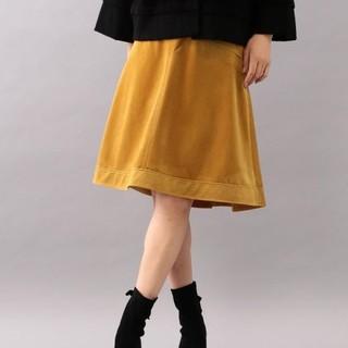 トゥービーシック(TO BE CHIC)のtobechic スカート(ひざ丈スカート)