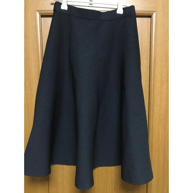 LE CIEL BLEU(ルシェルブルー)のLE CIEL BLEU フレアスカート レディースのスカート(ひざ丈スカート)の商品写真