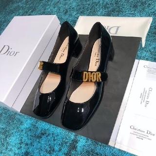 Dior -  Dior ディオール BABY-D バレリーナシューズ