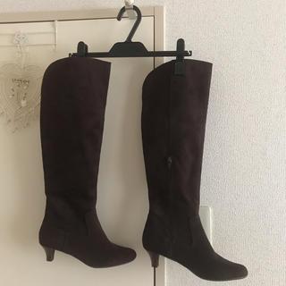 ユナイテッドアローズ(UNITED ARROWS)の新品 ロングブーツ(ブーツ)