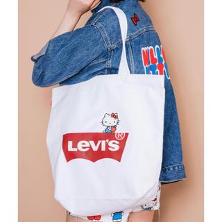 リーバイス(Levi's)の【値下げ】リーバイス キティ トートバッグ(トートバッグ)