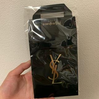 イヴサンローランボーテ(Yves Saint Laurent Beaute)のysl ギフトラッピング (ショップ袋)
