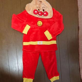 アンパンマン - アンパンマン モコモコ パジャマ セットアップ 着ぐるみ なりきり