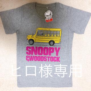 PEANUTS - スヌーピー半袖Tシャツ