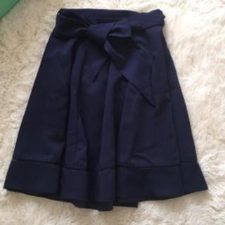 titty&co - titty&Co  紺 フレアスカート
