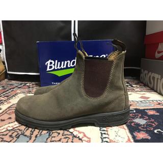 ブランドストーン(Blundstone)のブランドストーン BS552スエード UK9(ブーツ)