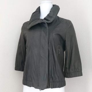 ビームス(BEAMS)の本革ラムスキン革ジャケット6万円で購入BEAMSUNITEDARROWS(ブルゾン)