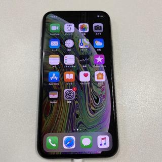 アップル(Apple)のiPhoneXS 256GB SIMフリー(スマートフォン本体)