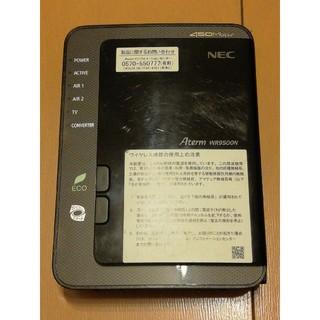 エヌイーシー(NEC)のNEC Aterm WR9500N(PC周辺機器)