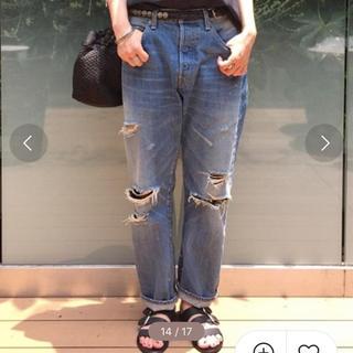 JOURNAL STANDARD ダメージデニム