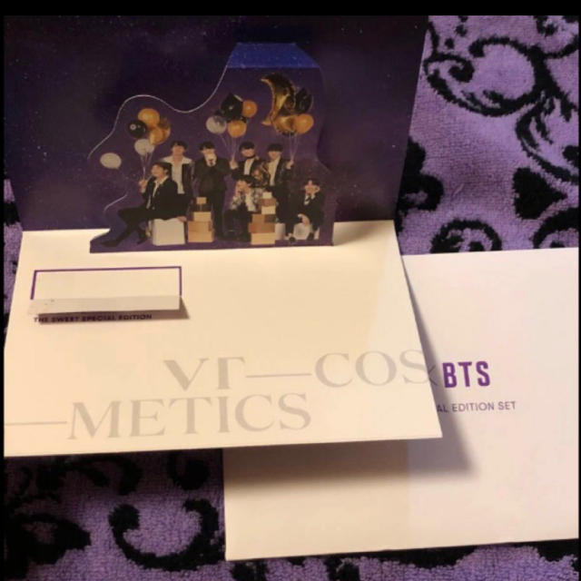 防弾少年団(BTS)(ボウダンショウネンダン)のVT×BTS THE SWEET SPECIAL EDITION  コスメ/美容のベースメイク/化粧品(ファンデーション)の商品写真