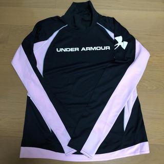 アンダーアーマー(UNDER ARMOUR)のアンダーアーマー インナーシャツ(ピンク)(その他)