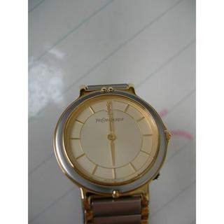 Saint Laurent - イヴ・サンローラン 腕時計 箱・説明書・保証書つき