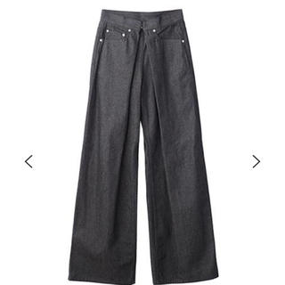 JOHN LAWRENCE SULLIVAN - wide denim pants