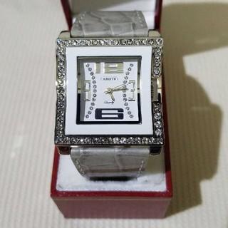 アビステ(ABISTE)のABISTE キラキラ レディース 腕時計(腕時計)