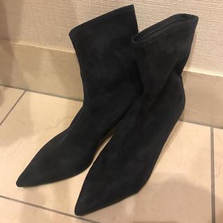 ファビオルスコーニ(FABIO RUSCONI)のファビオルスコーニ ショートブーツ(ブーツ)