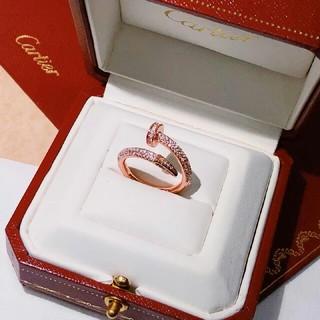 カルティエ(Cartier)の超美品Cartierカルティエ リング S925 レディース 正規品(リング(指輪))