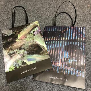 ユナイテッドアローズ(UNITED ARROWS)のUNITED TOKYO ショップ袋 (ショップ袋)
