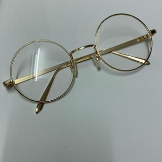 ゾフ(Zoff)の【専用】丸眼鏡 伊達眼鏡(サングラス/メガネ)