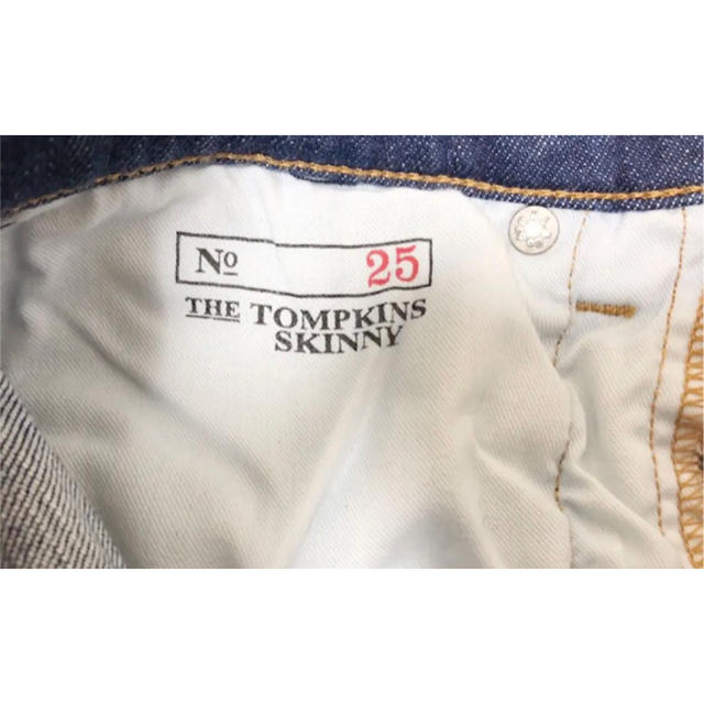 POLO RALPH LAUREN(ポロラルフローレン)の★ポロラルフローレン TOMPKINS SKINNY ジーンズ 25★ レディースのパンツ(デニム/ジーンズ)の商品写真