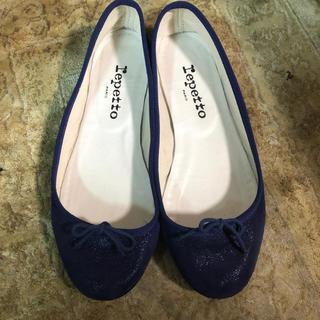 repetto - レペット36 1/2 バレエシューズ シューズ パンプス 靴