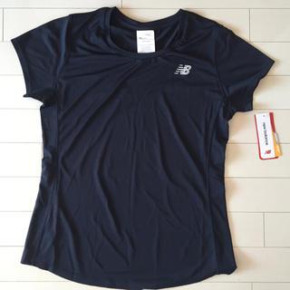 ニューバランス(New Balance)のニューバランス Tシャツ  レディース  L(Tシャツ(半袖/袖なし))