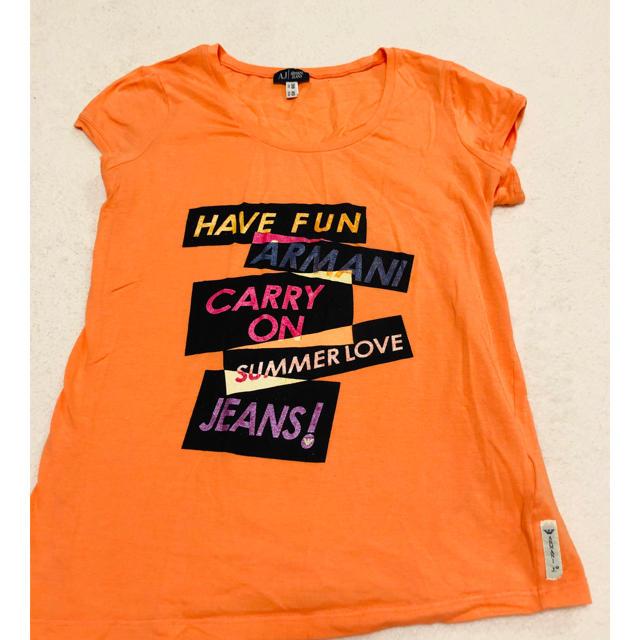 Armani(アルマーニ)のアルマーニTシャツ レディースのトップス(Tシャツ(半袖/袖なし))の商品写真