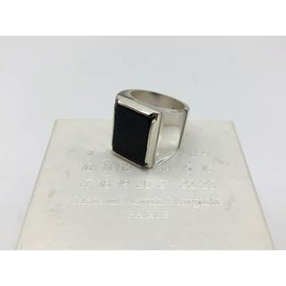 マルタンマルジェラ(Maison Martin Margiela)のマルタンマルジェラ リング 指輪 シルバー(リング(指輪))