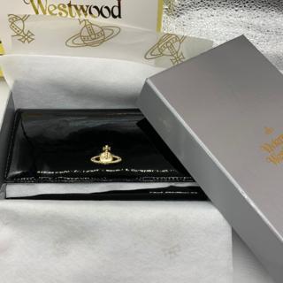 ヴィヴィアンウエストウッド(Vivienne Westwood)の新品! Westwoodヴィヴィアンウエストウッド長財布 ブラック(財布)