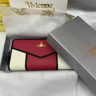 ヴィヴィアンウエストウッド(Vivienne Westwood)の新品! Westwoodヴィヴィアンウエストウッド長財布 ピンクマルチ(財布)