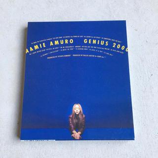 安室奈美恵『GENIUS 2000』CD(ポップス/ロック(邦楽))