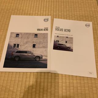 ボルボ(Volvo)のVOLVO 新型 XC90 カタログ (2019 年8月)(カタログ/マニュアル)