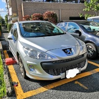 プジョー(Peugeot)のプジョー 308 プレミアム 6MT/73000Km/車検1年近く残(車体)