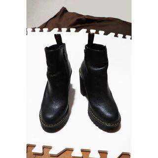 ドクターマーチン(Dr.Martens)のドクターマーチン  MAGDALENA マグダレナ ショートブーツ(ローファー/革靴)