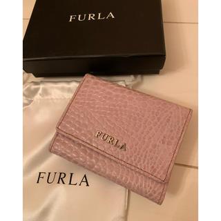 フルラ(Furla)のFURLA 財布 三つ折り ミニ財布(折り財布)