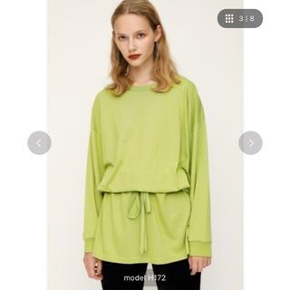 スライ(SLY)のSLY ロングティーシャツ(Tシャツ(長袖/七分))
