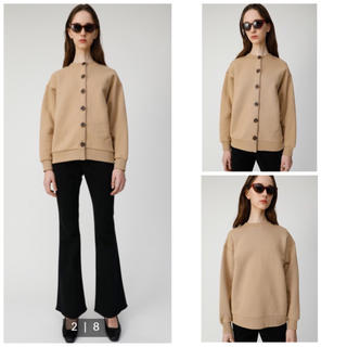 moussy - MOUSSY VOLUME SLEEV 2WAY トップス