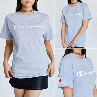 チャンピオン(Champion)の新品 CHAMPION ロゴTシャツ(Tシャツ(半袖/袖なし))