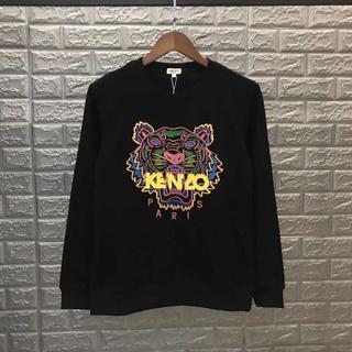 KENZO - ケンゾー KENZO スウェット 刺繍長袖