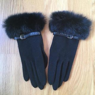 ニジュウサンク(23区)の23区の新品手袋(手袋)