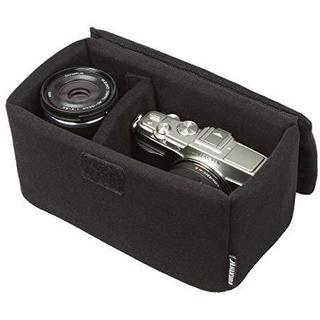 カメラバッグ HAKUBA インナーソフトボックス ブラック 200