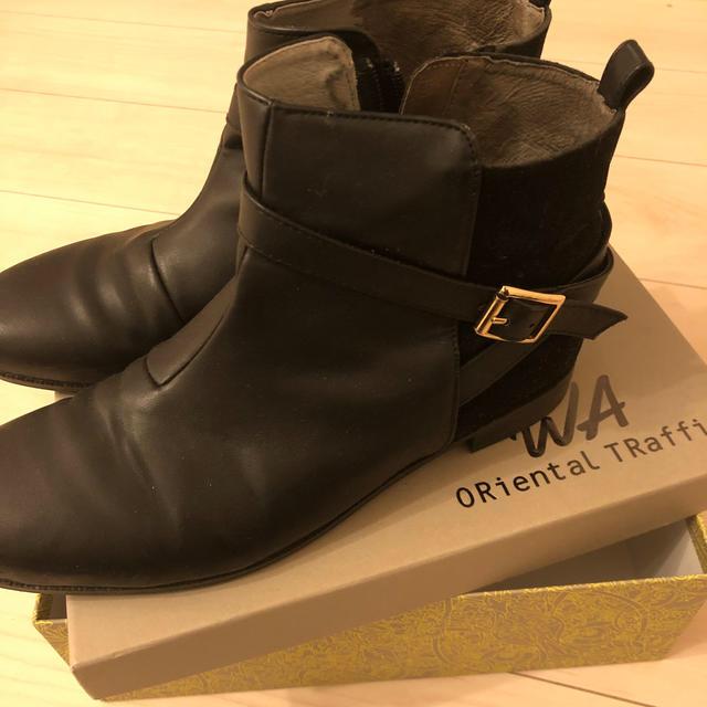 ORiental TRaffic(オリエンタルトラフィック)のショートブーツ レディースの靴/シューズ(ブーツ)の商品写真