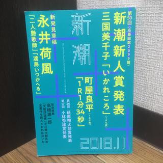 新潮 2018年11月号(文芸)